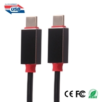 WML-US-2007 USB 3.1 USB-C to USB-C Gen-1 PVC Cable
