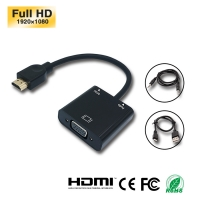 WML-AD-1001 HDMI to VGA Adapter