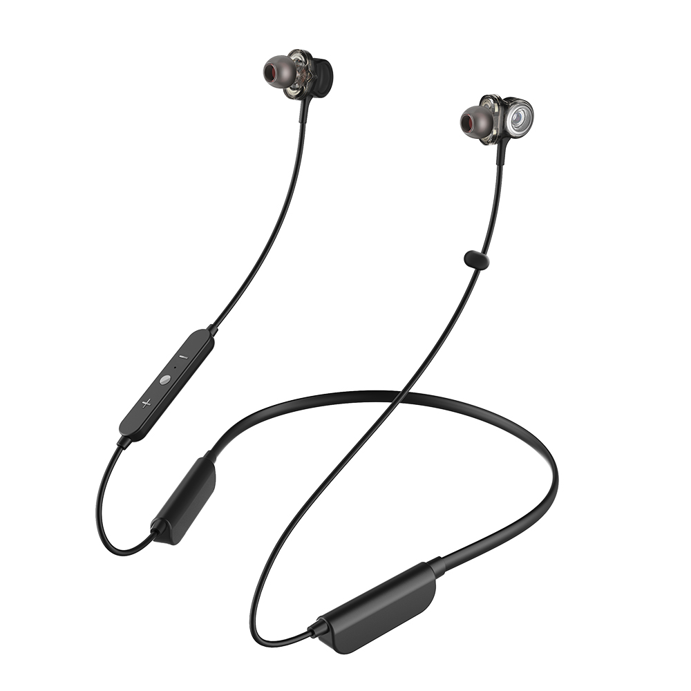 BTE_Ai6 Triple Drivers In-Ear Bluetooth Earphones